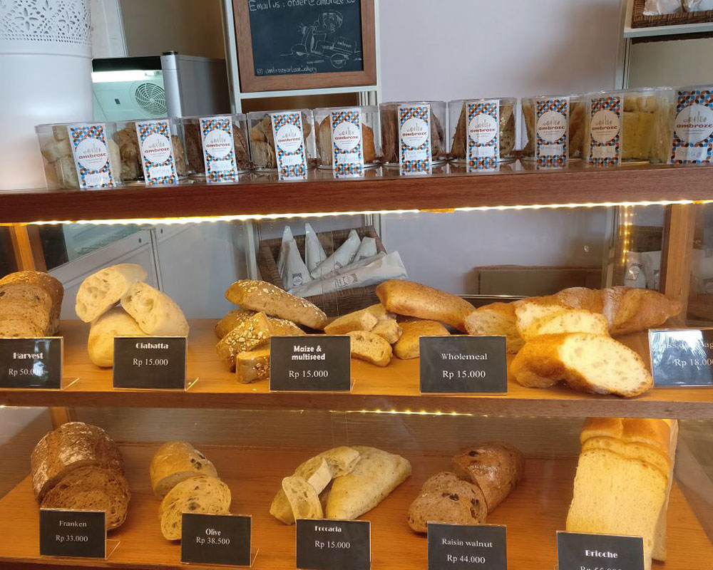 Ambroze European Artisan Bread Is The Latest Venture In Jaddi Foods Established Under PT Bakerindo Lestari Specializes Crafting Best